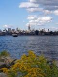 New York da Nj. Fotografie Stock Libere da Diritti