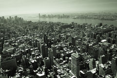 New York de acima Fotos de Stock