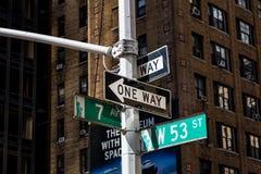 NEW YORK - 22 DE AGOSTO Fotos de Stock
