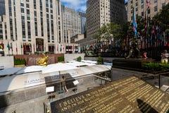 NEW YORK - 23 DE AGOSTO DE 2015 Imagens de Stock