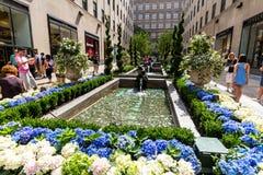 NEW YORK - 23 DE AGOSTO DE 2015 Fotografia de Stock Royalty Free