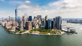 NEW YORK - 24 DE AGOSTO DE 2015 Fotos de Stock