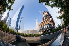 NEW YORK - 24 DE AGOSTO DE 2015 Imagem de Stock Royalty Free