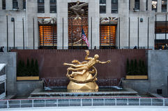 New York de Rockefeller fotografia de stock royalty free