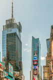 New York - 5 de setembro de 2010: Times Square o 5 de setembro em novo Fotografia de Stock