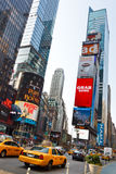 Times Square New York Imagens de Stock Royalty Free