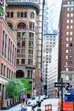 New York de stad in Royalty-vrije Stock Afbeelding