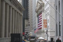 New York, de V.S. Royalty-vrije Stock Foto's