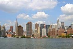 New York De V.S. Royalty-vrije Stock Foto