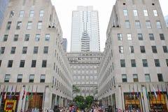 De 5de weg van New York Royalty-vrije Stock Afbeeldingen