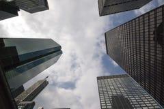 New York del centro Immagine Stock
