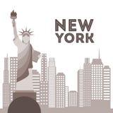 New york design Stock Photo