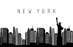 New york design Royalty Free Stock Photos