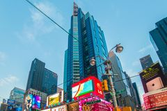 New York - 22. Dezember 2013 Lizenzfreies Stockbild