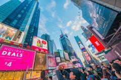 New York - 22 dicembre 2013 Fotografie Stock Libere da Diritti