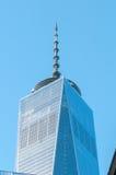 NEW YORK - 26 dicembre: paesaggio vicino al World Trade Center a New York C Fotografia Stock Libera da Diritti