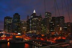 New York, die US Stockbild