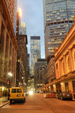 New-York downtown Royalty Free Stock Photo
