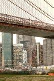 New York - Downtown Manhattan buildings Royalty Free Stock Image