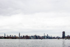 New york. From Dumbo stock photography