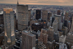 Free New York Dusk Stock Image - 21632391