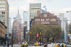 New York, Etats-Unis - 29 avril 2018 : Lower East Side, Manhattan photographie stock