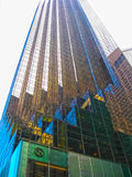 New York, Etats-Unis - 13 février 2013 : La tour du monde d'atout : Tour du monde d'atout Photographie stock libre de droits