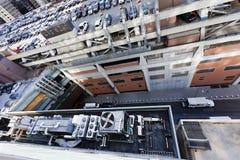 Autoridade portuária Manhattan imagem de stock