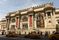 New York, EUA - 26 de maio de 2018: Museu de arte metropolitano em novo foto de stock