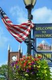 New York för Lyons pepparmintfestival stat Royaltyfri Bild