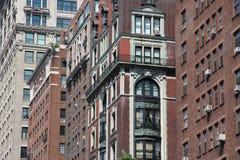 New York femte aveny Arkivfoto
