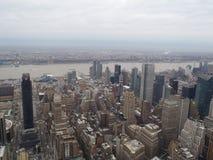 New York från mig royaltyfria foton