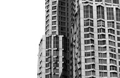 New York by Frank Gehry Stock Images