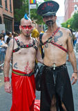 New York  gay pride Stock Photos