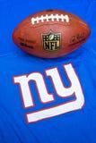 New York Giants Στοκ εικόνα με δικαίωμα ελεύθερης χρήσης