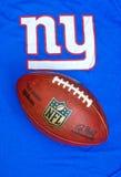 New York Giants Foto de archivo libre de regalías
