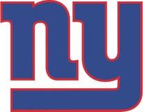 New york giants logo Royalty Free Stock Photography