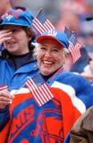 New York Giantsventilator na 9/11/2001 Stock Fotografie