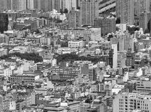 NEW YORK - 9 GIUGNO 2013: Vista aerea dei grattacieli di Midtown Immagini Stock Libere da Diritti