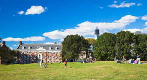 NEW YORK - Governors Island Royalty Free Stock Photos