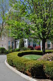 New York Governors Mansion in Albany Stock Photography