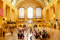 New York Grand Central Station Stock Images