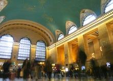 New York Grand Central stationsstjärnor Fotografering för Bildbyråer