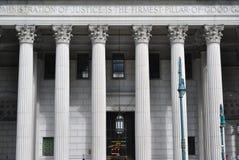 New York högsta domstolen Arkivfoton