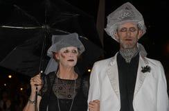 New York Halloween Parade Stock Photo