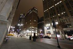 New York Handels 002 Stockbild