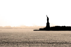 New York Harbor Stock Images