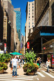 New York Herald Square Royalty Free Stock Photography