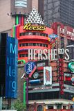 New York Hershey \ 's royaltyfria bilder