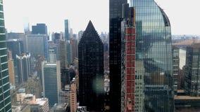 New York highrises in Midtown Manhattan